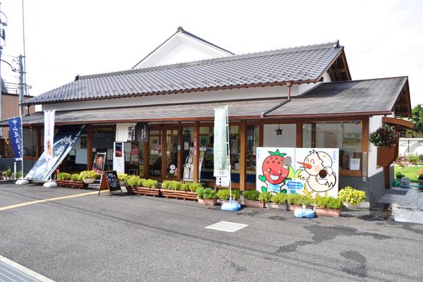 鴻巣市産業観光館「ひなの里」